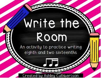Write the Room:  Ta-tiki (Ti-tika)