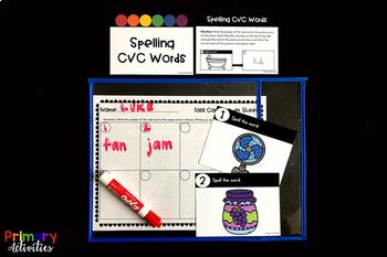 Task Cards - First Grade Language Arts