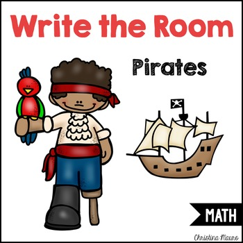 Write the Room - Ten Frames & Tally Marks {Pirate Themed} by ...