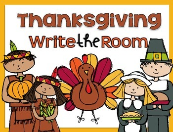 Write the Room {Thanksgiving}