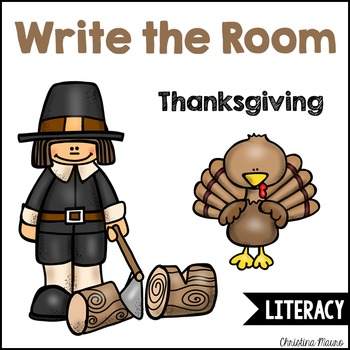 Write the Room - Thanksgiving