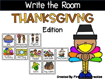 Write the Room - Thanksgiving Edition