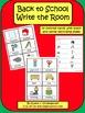 Write the Room Through the Year Bundled Set