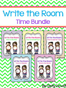 Write the Room - Time BUNDLE