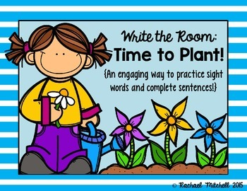 Write the Room: Time to Plant!