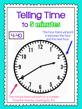 Write the Room - Time to the 5 Minute