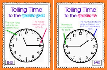 Write the Room - Time to the Quarter Hour