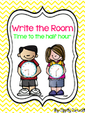 Write the Room - Time to the half hour