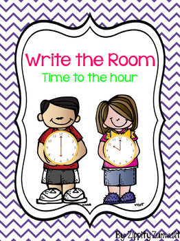 Write the Room - Time to the hour