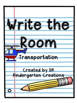 Write the Room Transportation