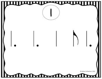 Write the Room:  Triple Meter - Ta-te (Quarter and single eighth)