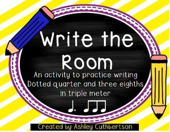 Write the Room:  Triple Meter - Tatute