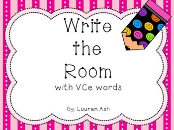 Write the Room VCe