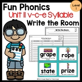 Write the Room VCe Syllable Level 1 Unit 11