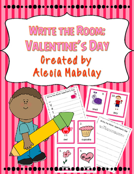 Write the Room: Valentine's Day