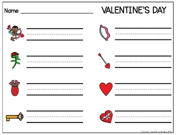 Write the Room - Valentine's Day
