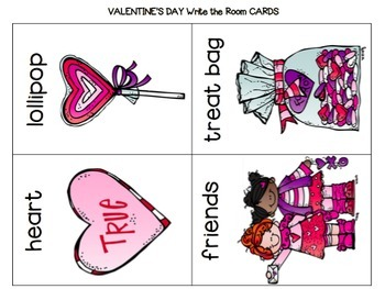 Write the Room (Valentine's Day Edition)