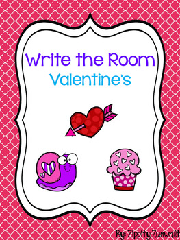 Write the Room - Valentine's