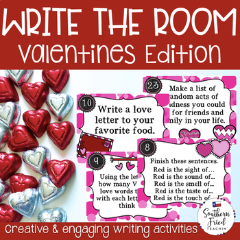 Write the Room Valentines Day
