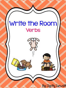 Write the Room - Verbs