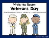 Write the Room: Veteran's Day Edition