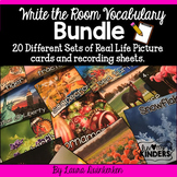 Write the Room Vocabulary Bundle
