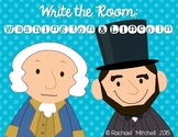 Write the Room: Washington & Lincoln