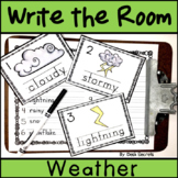 Write the Room Weather