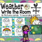 Write the Room Weather  (in color and black/white)