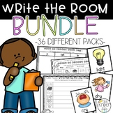 Write the Room Phonics BUNDLE 36 Packs