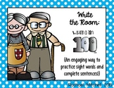 Write the Room: When I'm 100!- An activity for the 100th day of school!
