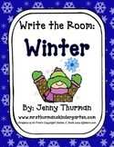 Write the Room: Winter