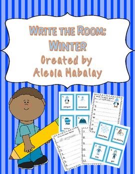 Write the Room: Winter