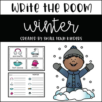 Write the Room - Winter