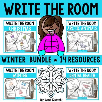 Write the Room Winter Bundle