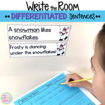 Write the Room {Winter Edition}