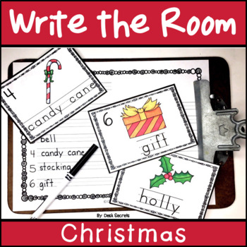 Write the Room - Winter/ Holiday