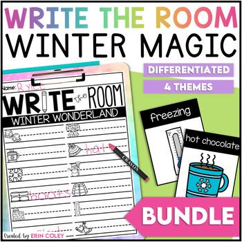 Write the Room: Winter Magic BUNDLE