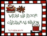 Write the Room- Winter Wonderland