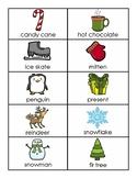 December Write the Room- Winter Wonderland Theme