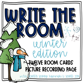 Write the Room (Winter Word Edition)