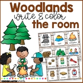 Write the Room: Woodlands