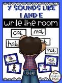 Write the Room- Y SOUNDS LIKE I AND E