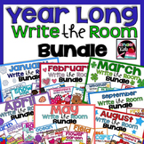 Write the Room {Year Long BUNDLE}