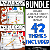 Write the Room Year Long BUNDLE   42 Themes Included