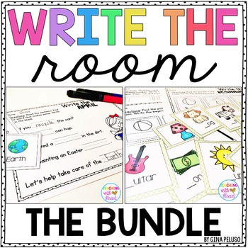 Write the Room GROWING BUNDLE