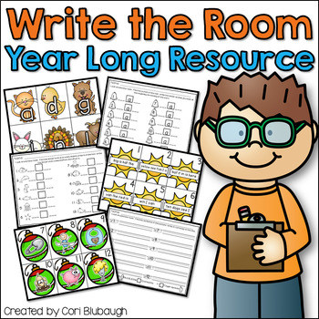 Write the Room - Year Long Resource