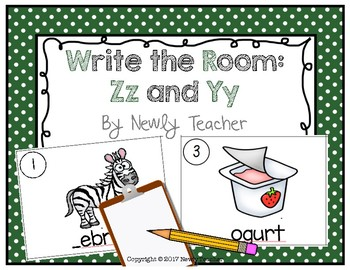 Write the Room - Yy and Zz