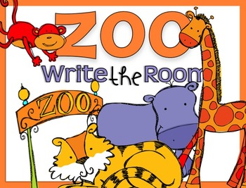 Write the Room {Zoo}