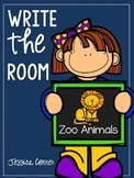 Write the Room: Zoo Animals